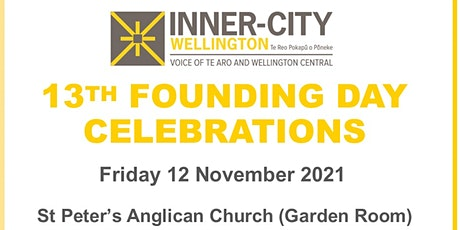Inner City Wellington 13th Founding Day Celebrations tickets