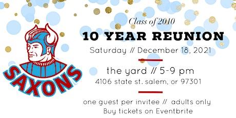 SSHS 10-ish Year Reunion tickets
