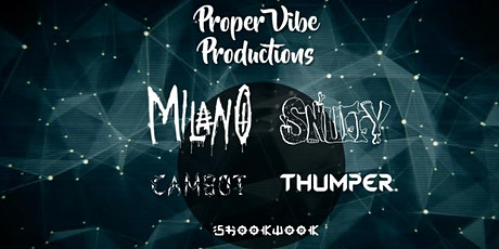 Milano, Snuffy, Cambot: Proper Halloween Vibe tickets