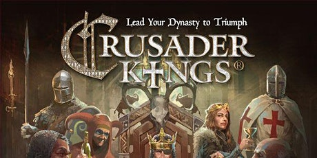 Epic Game Day 18 - Crusader Kings tickets