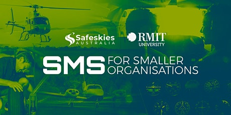SMS for smaller organisations tickets