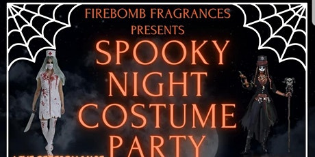 Spooky Night Costume Party tickets