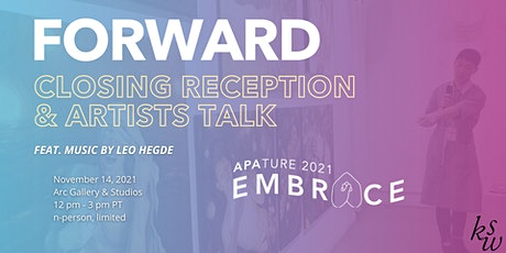 APAture 2021: Embrace | Closing Reception tickets