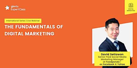 GEC International - The Fundamentals of Digital Marketing tickets