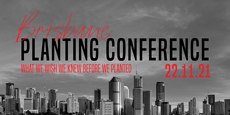 2021 Brisbane Planting Conference tickets