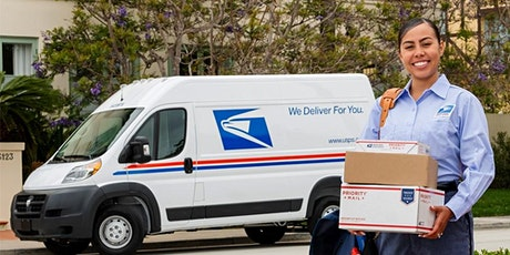 USPS CAREER FAIR in SAN JOSE - We Are Hiring City Carriers tickets