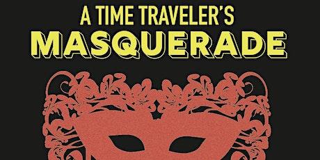 A Time Traveler's Masquerade Dance tickets