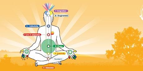 ONLINE : Let's Meditate: Copenhagen - Sunday Meditation for Peace & Health. tickets