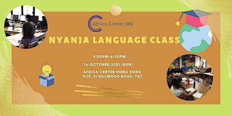 Nyanja Language Class tickets
