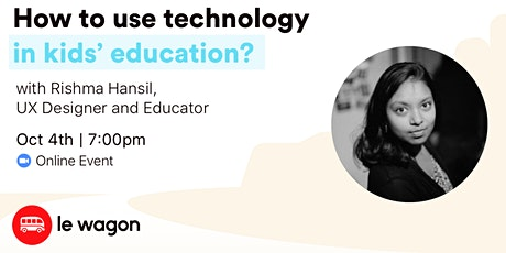 How to use technology in kids' education? - Online talk tickets