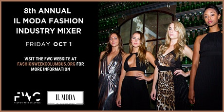 8th Annual Fashion Industry Mixer by IL Moda Brand Development tickets