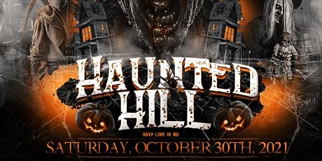 HAUNTED HILL 21+ HALLOWEEN PARTY @ LIT LA NIGHTCLUB / $10 BEFORE 10PM tickets