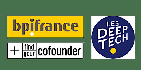 Bpifrance lance TANDEM - Grand événement de rencontre d'associés deeptech billets
