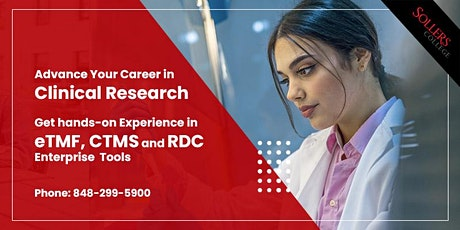 Clinical Research Career and Internship Opportunities tickets