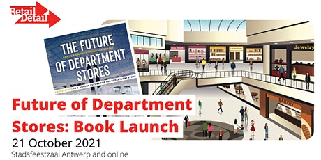 RetailDetail Future of Department Stores: Book Launch tickets