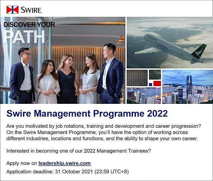 [Swire] Interview Tips (Putonghua session) image