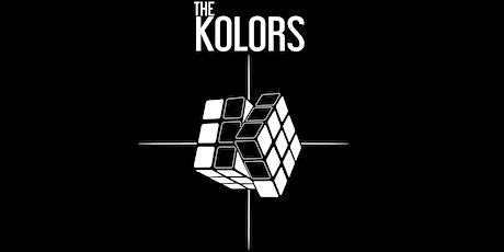 """Talk: """"Entra in una canzone dei The Kolors"""" biglietti"""