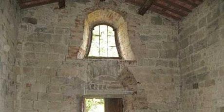 Open Day - restauro Antica Cappella di San Michele a Luciano ore 11.00 tickets