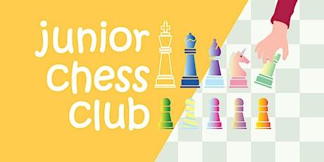 Junior Chess Club (Online) tickets