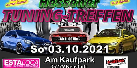 CarTune NRW Treffen Tickets
