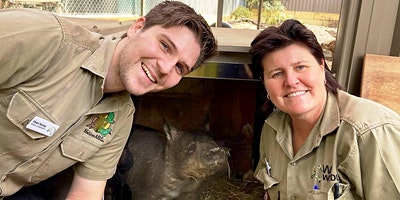 Behind the scenes at WA Wildlife Hospital – Adult Event – Kids Event