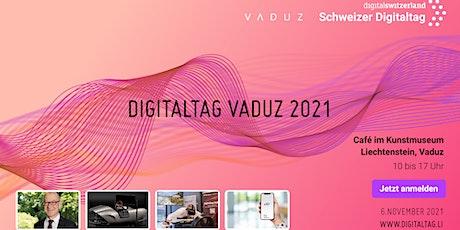 Digitaltag Vaduz - Eröffnungsevent mit David Bosshart und eClassics Tickets