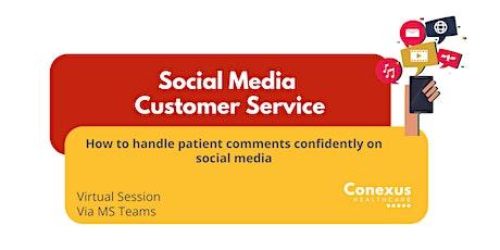 Social Media Customer Service tickets
