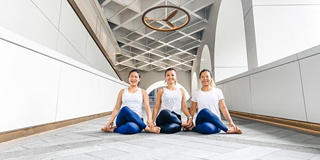 Be The Change: Charity Yin Yang Yoga and Meditation tickets