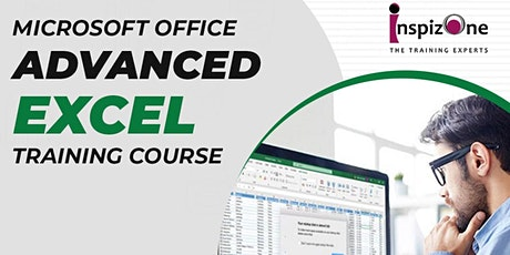 Learn Skill Future Approved Advanced Excel Course at Inspizone Trainings tickets