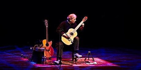 RALPH TOWNER SOLO + TRAINING (RECORD-RELEASE-CONCERT) Tickets