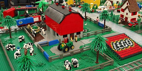 Lego Day at Zion! tickets