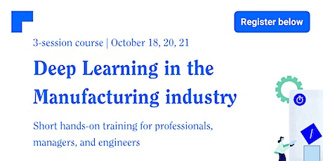 Deep Learning in the Manufacturing Industry billets