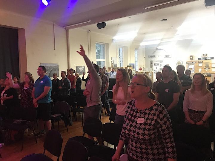 Elevate Worship Night image