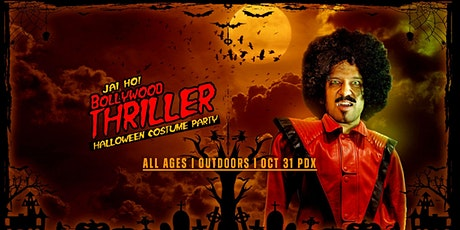 PDX Bollywood Thriller! Halloween Day Party with DJ Prashant tickets