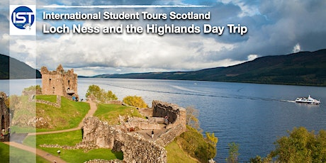 Loch Ness, Fort Augustus and Inverness Day Trip 23 Oct tickets