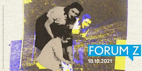 Forum Z: What is remembered lives. Mémoire de la Shoah à l'ère digitale billets