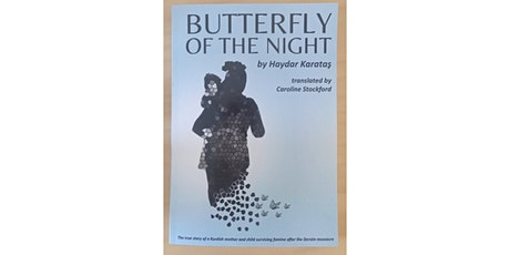 Butterfly of the Night - translating the Dersim massacre tickets