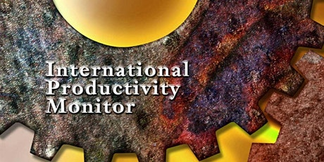 Workshop on Productivity and Well-being: Measurement and Linkages tickets