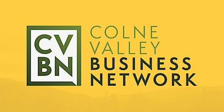 Colne Valley Business Network Social Catch Up billets