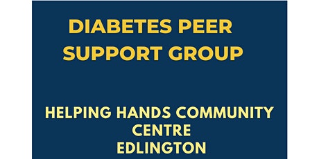 Diabetes and Pre Diabetes Peer Support Group - Edlington tickets