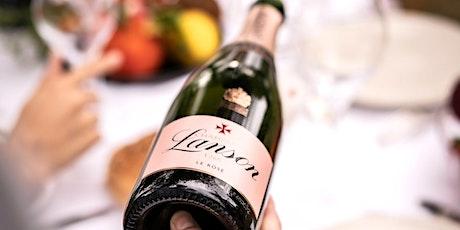 Lanson Champagne Dinner in Wimbledon tickets