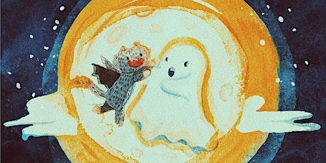 Spooky Watercolours Workshop tickets
