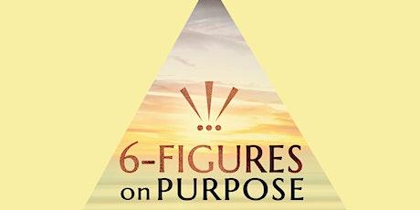 Scaling to 6-Figures On Purpose - Free Branding Workshop - Blackburn, LAN tickets