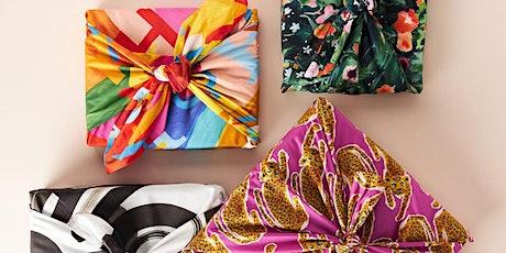 WORKSHOP | Furoshiki Wrapping with Mabina Alaka tickets
