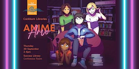 Anime Arvo - Adult Event - Kids Event tickets