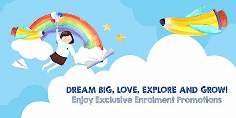 Alphabet Playhouse (Preschool) - Enrolment Promotion tickets