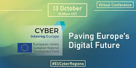 Interreg Europe CYBER: Paving Europe's Digital Future tickets