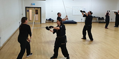 LudoSport Discovery - Light saber fencing - Liverpool tickets
