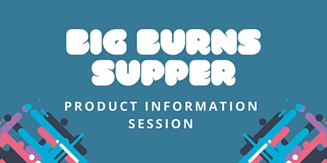 In Person Product Information Session tickets