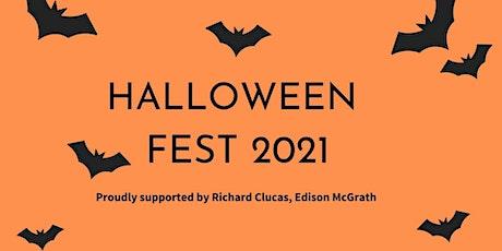 Halloween Fest 2021 tickets
